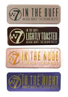 W7 Eye Shadow Palette - Choose from 4 shades 'In the Buff, Nude, Toasted, Nigh'