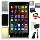 """Phablet 7"""" Android 4.4 Tablet Phone 3G Wifi GSM+WCDMA with Bundle Keyboard Case"""