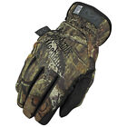 MECHANIX WEAR FASTFIT TACTICAL COMBAT WORK HUNTING FISHING GLOVES MOSSY OAK CAMO