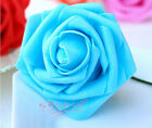 New Great Fashion Rose Flowers Head Party Wedding Bridal Bouquet Decoration Posy