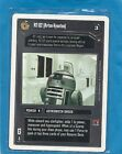 Star Wars Cards - A New Hope Revised WB DS - Pick card SW CCG