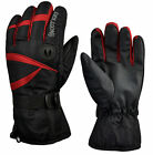 Unisex SNOWBOARD SNOWMOBILE SKI Gloves Motorcycle Riding Sports Waterproof Cold