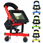 LED FLood light 10W Rechargeable Portable work Lights Emergency kit Outdoor lamp