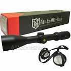 Nikko Stirling 30mm Diamond Illuminated Telescopic Rifle Scope Sight No4 Ret