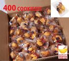 Golden Bowl Fortune Cookies FRESH STOCK, Choice of 10,25,45,100,200,400pcs