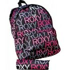 BNWT Roxy 'Sugar Baby' Backpack Rucksack Bag Back To School Free Pencil Case Rox
