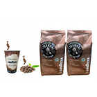 Lavazza Tierra Intenso Coffee Beans 1, 2, 3, 6 x 1kg -Lavazza Branded Paper Cups
