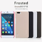 Huawei honor 6 Plus Nillkin Super Frosted Shield Back Cover Case