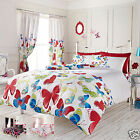 DUVET COVER WITH PILLOW CASE BEDDING SET QUILT COVER SINGLE DOUBLE KING ALL SIZE