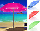 Garden Beach Patio Umbrella Parasol Sun Shade Sun Shelter Protection