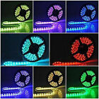 1M 2M LED Strip Light 5050 SMD RGB Waterproof 12V strip only for project Xmas