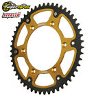 Supersprox Rear Stealth Sprocket For Suzuki RMZ 250 2004 - ON RMZ 450 2005 - ON