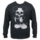 New Arrival ! Hot ! Lowbrow Art BMM07M-SSHI Mikey Sweatshirt Cotton Mens Apparel