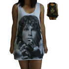 Jim Morrison Vest Tank-Top Singlet (Dress T-Shirt) Sizes S M L XL