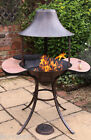 Chimenea Barbeque and Fire Bowl in One!Large chiminea BBQ Patio Heater Firepit