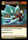 World of Warcraft Cards - March of the Legion 303 - 319 - Pick card WOW CCG