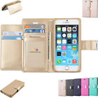 Leather Flip Stand Card Wallet Case Cover for Apple iPhone 6 4.7 / 6 Plus 5.5