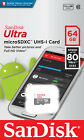 SanDisk 64GB Ultra Class 10 48MB S 320X MicroSD Micro SDXC UHS-I TF Memory Card