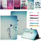 US Stock For 7 Inch Tablet Universal Folio PU Leather Flip Stand Case Cover +Pen