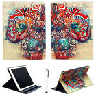 For Apple iPad mini / iPad air 2 / iPad 4 3 2 HOT Stylish Leather Case Cover