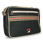 Mens Fila Cambria Peacoat Gardenia Flight Bag