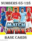 2014/2015 Match Attax  #065-128  Chelsea / Crystal Palace / Everton / Hull cards