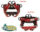 Weaver Tree Climbing,Saddle,Wide Back,WLC-315, Heavy Duty Leg Straps,Made In USA