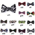 Good Quality Bowtie Wedding Party Bow Tie Necktie Mens Unique 12 Styles Tie-030