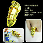 Great NANA 1PC Golden Silver JOINT ARMOUR METAL FINGER RING PUNK RING COSPLAY
