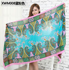 Free Shipping 2014 New Autumn Winter Women's  Cotton Printing  Shawl Scarf Wrap