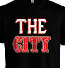 The City T Shirt SF San Francisco 49ers Giants Golden State Warriors ADAPT GOLD