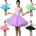 CHEAP Short Bridesmaid Dress Party Homecoming Cocktail Prom Evening Gown Dresses