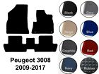 Peugeot 3008 (2009 to 2017) New Fully Tailored Car Floor Mats Choice of Quality