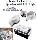 jewellers glasses magnifiers
