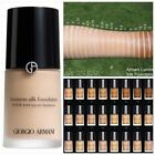 Giorgio Armani Luminous Silk Foundation SAMPLE 2ML - ALL SHADES