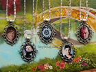 SUPERNATURAL CHARM PENDANT NECKLACE MISHA COLLINS JENSEN ACKKLES JARED PADALECKI