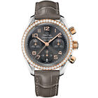 OMEGA Speedmaster Chronograph Diamond Watch 324.28.38.40.06.001 - RRP £8,200 NEW