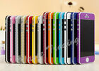 Carbon Skin Film For iPhone 4 4S 5 5S Wrap Sticker Decal Case Cover Protect