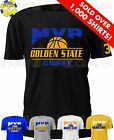 Golden State Warriors Stephen Curry MVP Jersey T-Shirt Men S-5XL