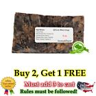Raw African Black Soap BAR Organic Unrefined 100% Natural Bath Body Face Wash