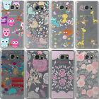 Ultra thin Soft Cute Lovely TPU Clear Printed Case Cover skin For latest phones