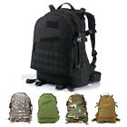 40L 3D Outdoor Tactical Camping Bag Military Backpack Rucksack Trekking Hiking