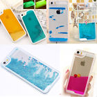 Dynamic Liquid Glitter Star Dolphin Fish Hard Case Cover For Apple iPhone6 5.5""
