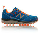 New Balance WT610v4 Womens Blue Trail Outdoors Running Sports Shoes Trainers