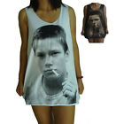 River Phoenix Vest Tank-Top Singlet (T-Shirt Dress) Sizes S M L XL