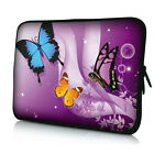 """Hot Laptop Case Sleeve Bag Cover For 15"""" 15.6"""" HP Pavilion / Dell Inspiron ACER"""