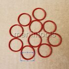 2mm Section Select OD from 6mm to 50mm VMQ Silicone O-Ring gaskets