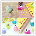 1 PCS Mini Child Kid Printing Paper Hand Shaper Tags Cards DIY Punch Cutter Tool