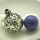 Nebulah Harmony Cage with Bola Ball Pendant Necklace Angel Caller Chime Charm