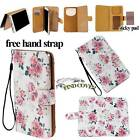 Flip Stand Card Wallet Leather Cover Case Pouch For Various Nokia mobile Phones
